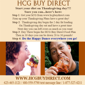 hCG Diet Fat Load